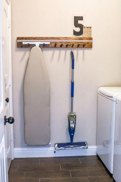 Photo of Laundry Room Organization On A Budget – Salvaged Living