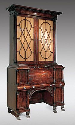 Classical Furniture In Federal Philadelphia By Carswell Rush Berlin