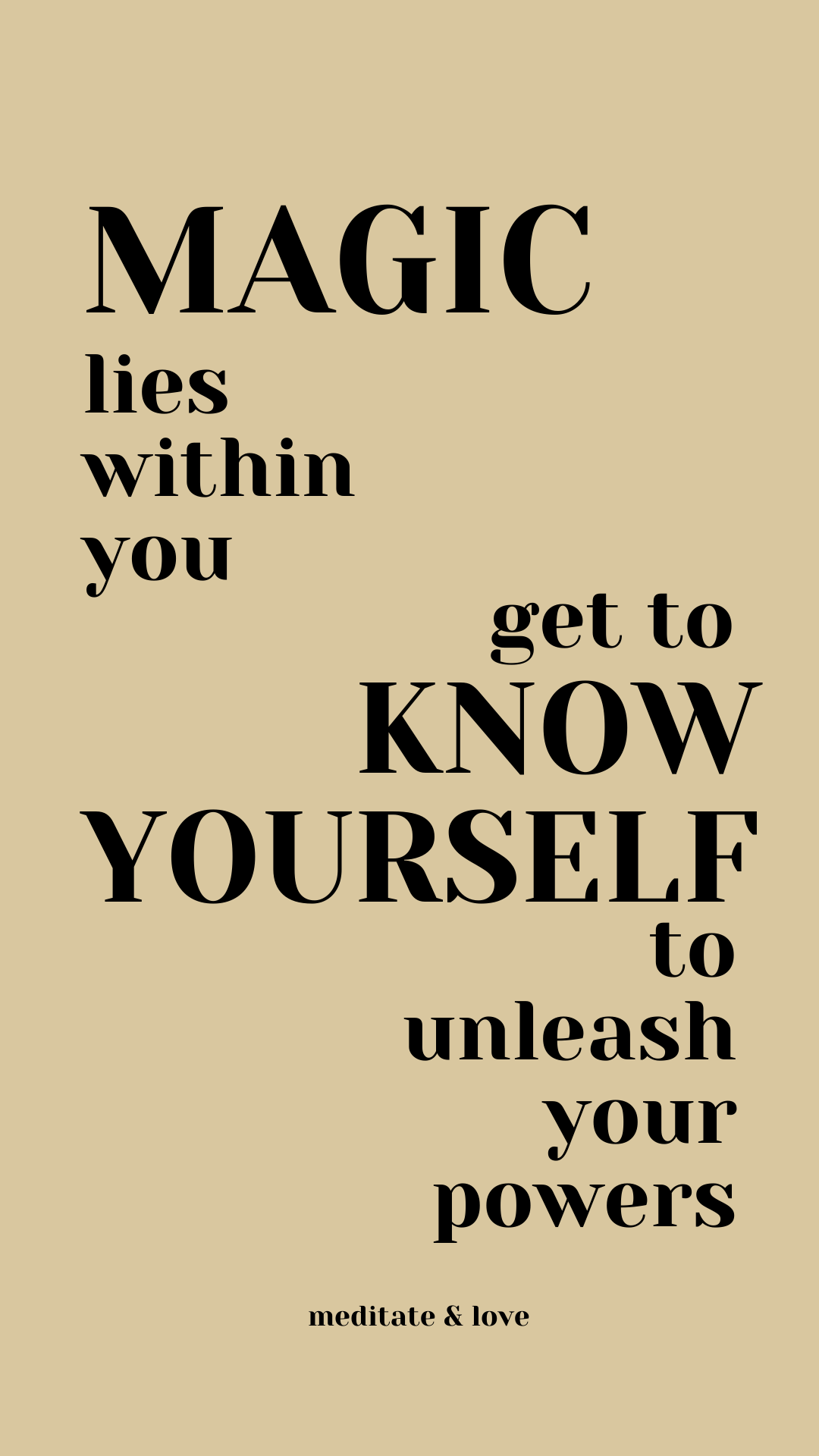 Get To Know Yourself Know Yourself Quotes Life Quotes To Live By Getting To Know You