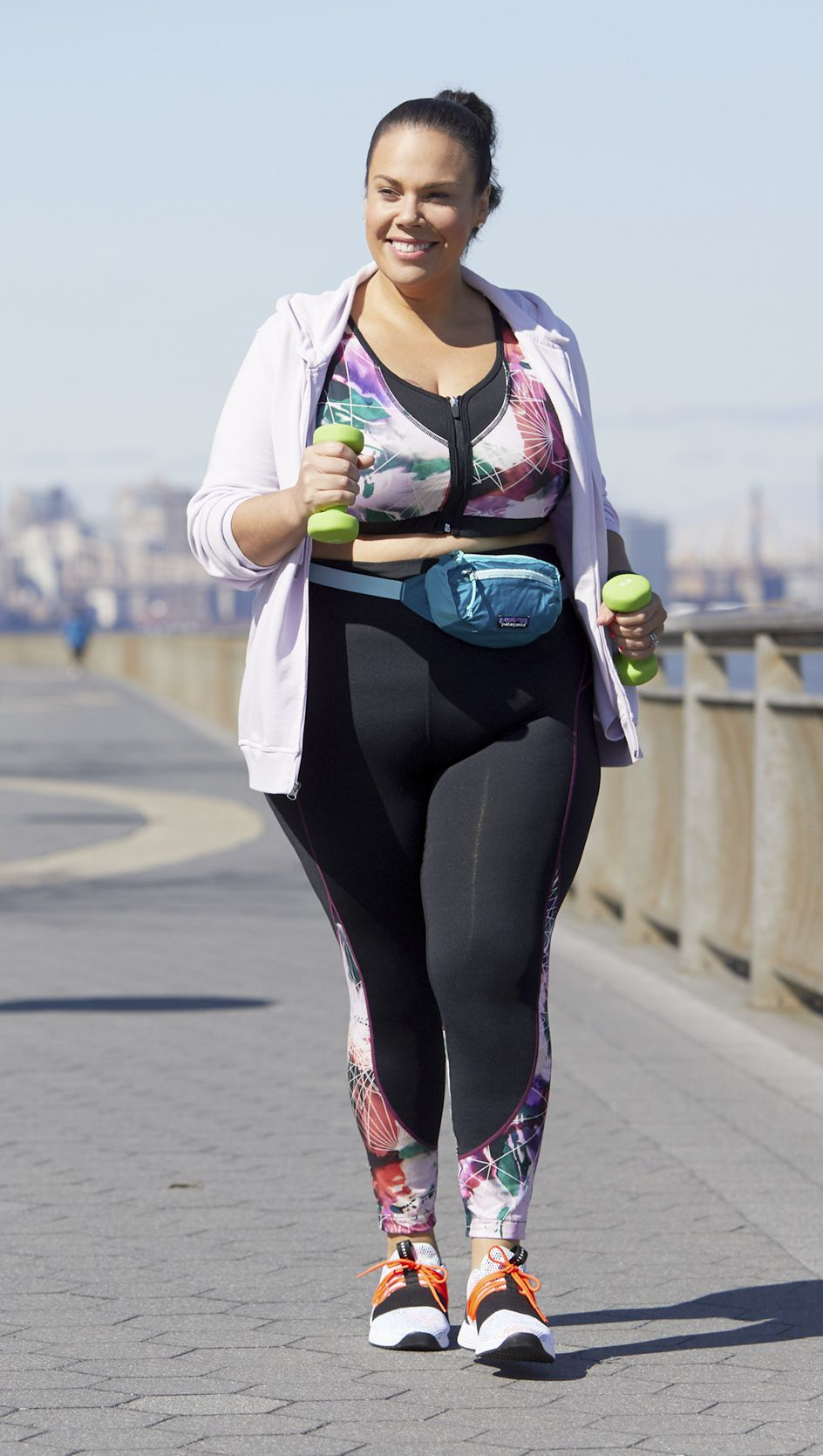 ee3f79a76fb Plus Size Fitness  Introducing Dia Co Active wear