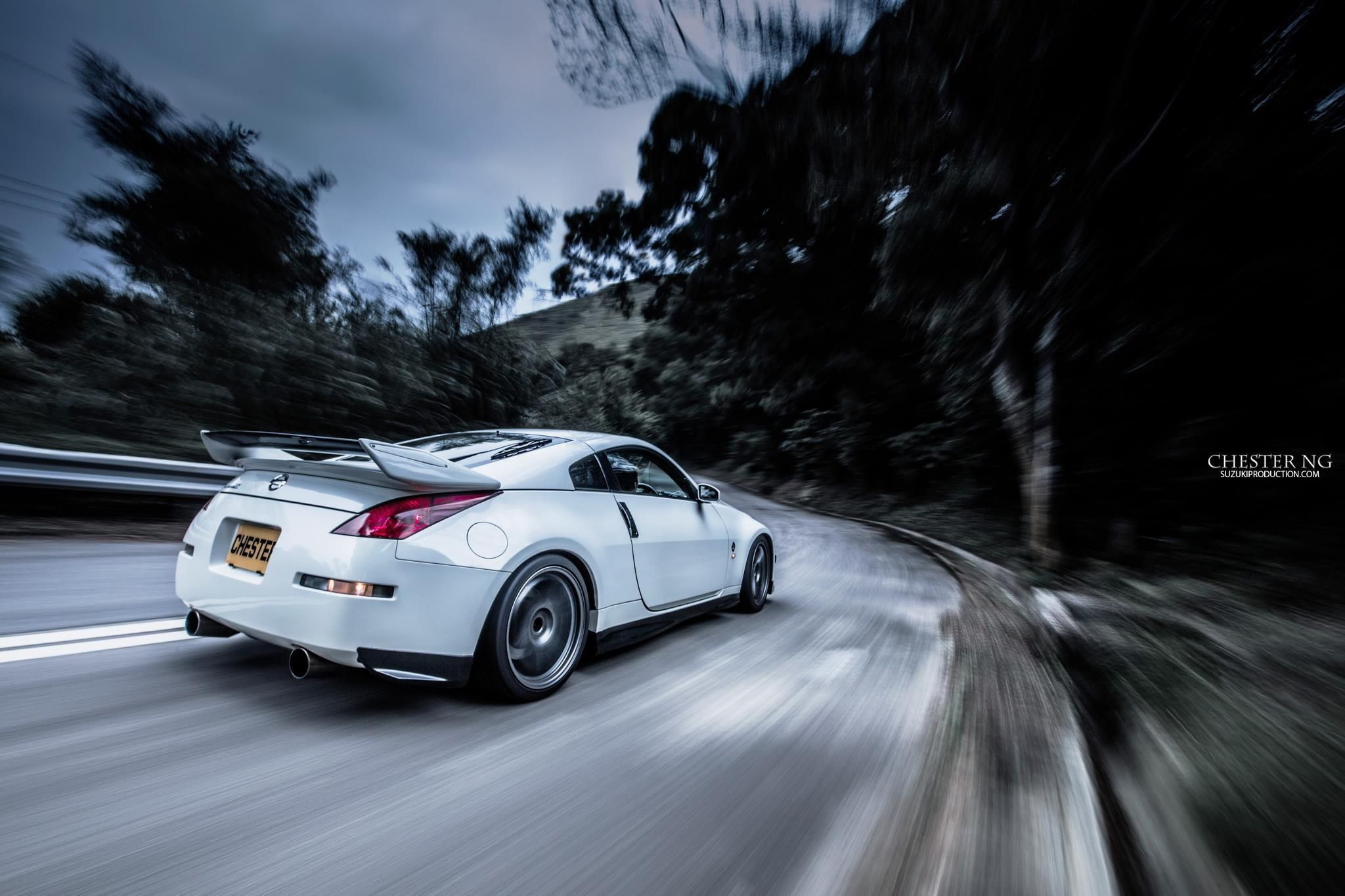 nissan 350z wallpaper: high definition backgrounds (asbury blare