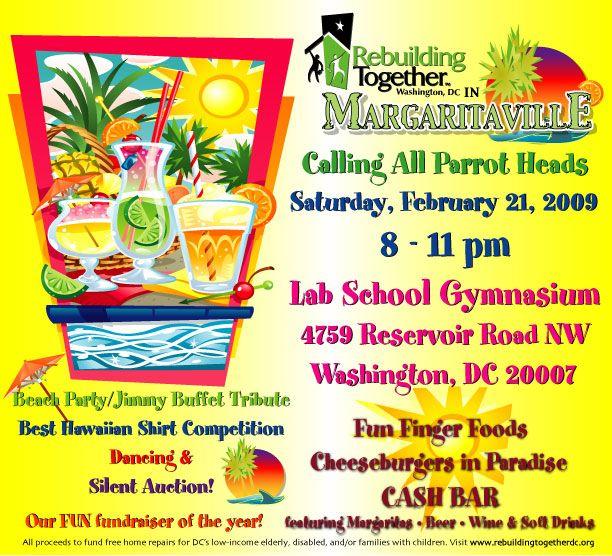 margaritaville party invitation margaritaville party – Jimmy Buffett Party Invitations