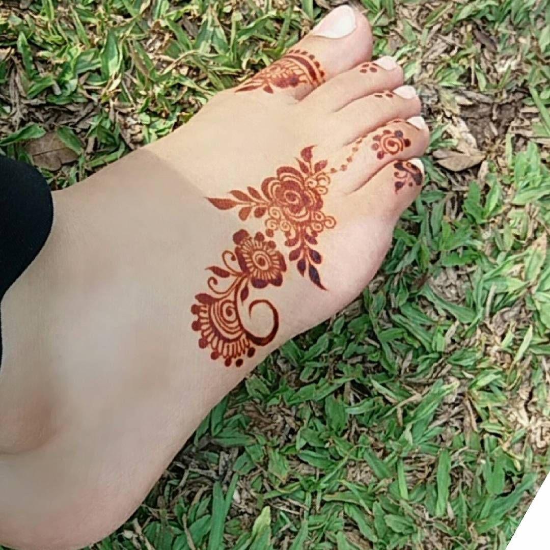 Henna Tattoo Feet: Nashwah Khan (@mehndibyhayat