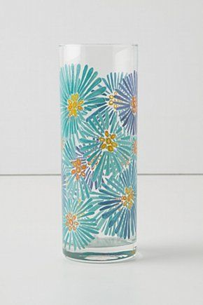 Painted Glass Idea For Pint Glasses Shes Crafty Pinterest