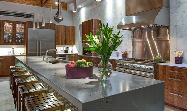 A Guide To Concrete Kitchen Countertops Remodeling 101: Which Concrete Countertop Casting Method Is Best For The