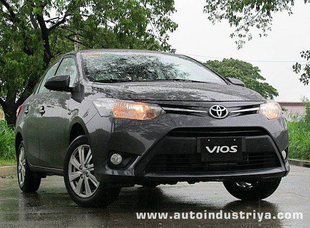 2013 Toyota Vios 1 3 E At Honest Car Reviews Philippines 2014
