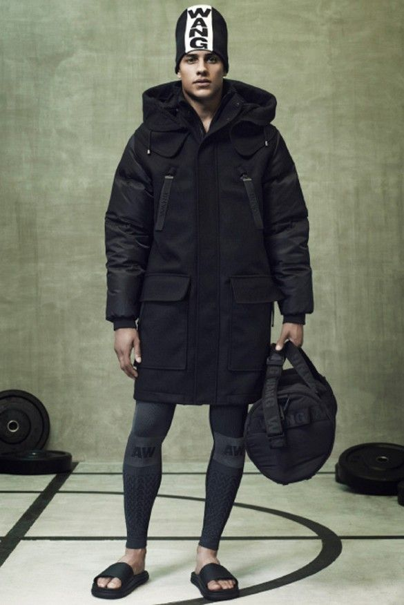 The Full Alexander Wang x H&M Lookbook Has Finally Arrived ...