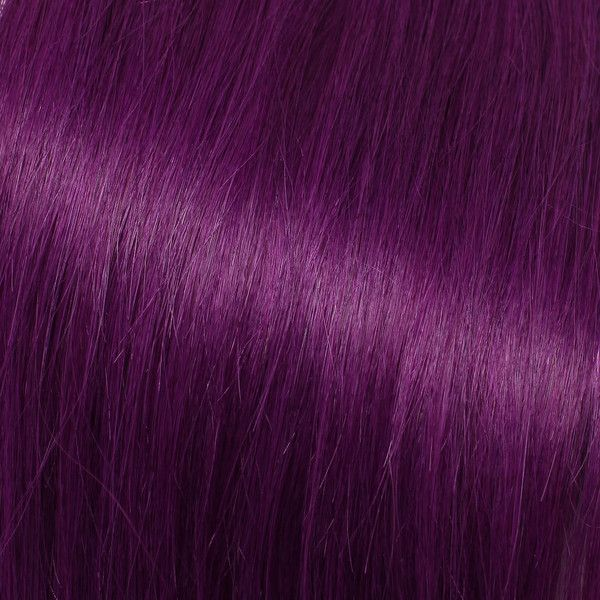 Purple Tape In Hair Extensions