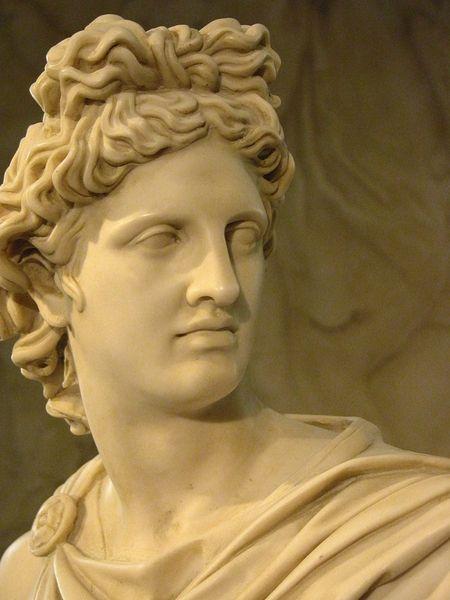 apolo de belvedere escultura - Buscar con Google