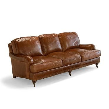 Blake Sofa Frontgate Leather Sofa Frontgate Leather Loveseat