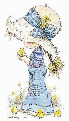 Illustration de Sarah Kay, inspirations de mon enfance