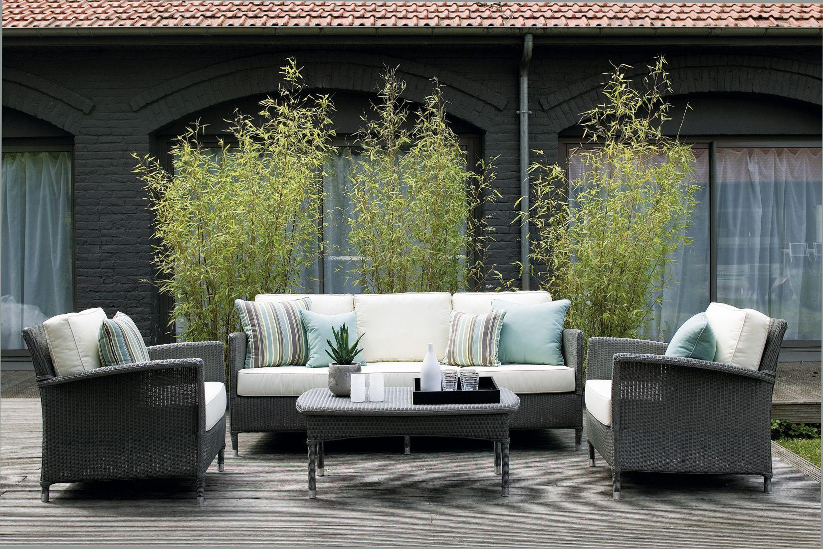 Vincent Sheppard Garten Dreisitzer Deauville Bei Villatmo.de | VILLATMO   Designer  Möbel, Lampen