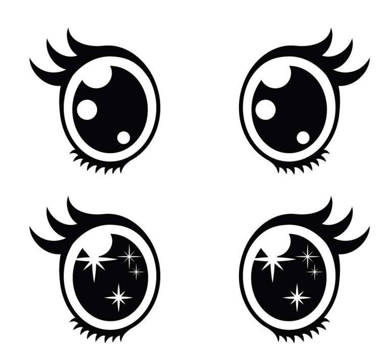 Ojos Kawaii Imagenes Png Dibujos Para Colorear Ojos Kawaii Ojos De Muneca Ojos Para Imprimir