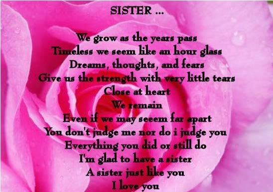 I Love You Sister Quotes Best Quotes For Life F3mly