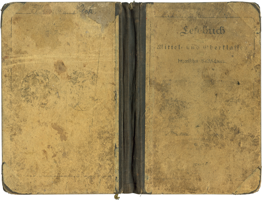 Book Cover Texture Quiz : Antique stained book cover png by mercurycode on