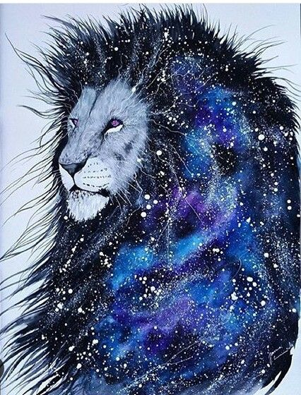 galaxian lion