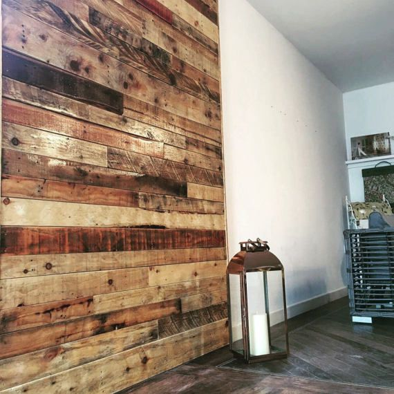 Pallet Wood Wall Cladding Wall Cladding Wood Cladding Interior
