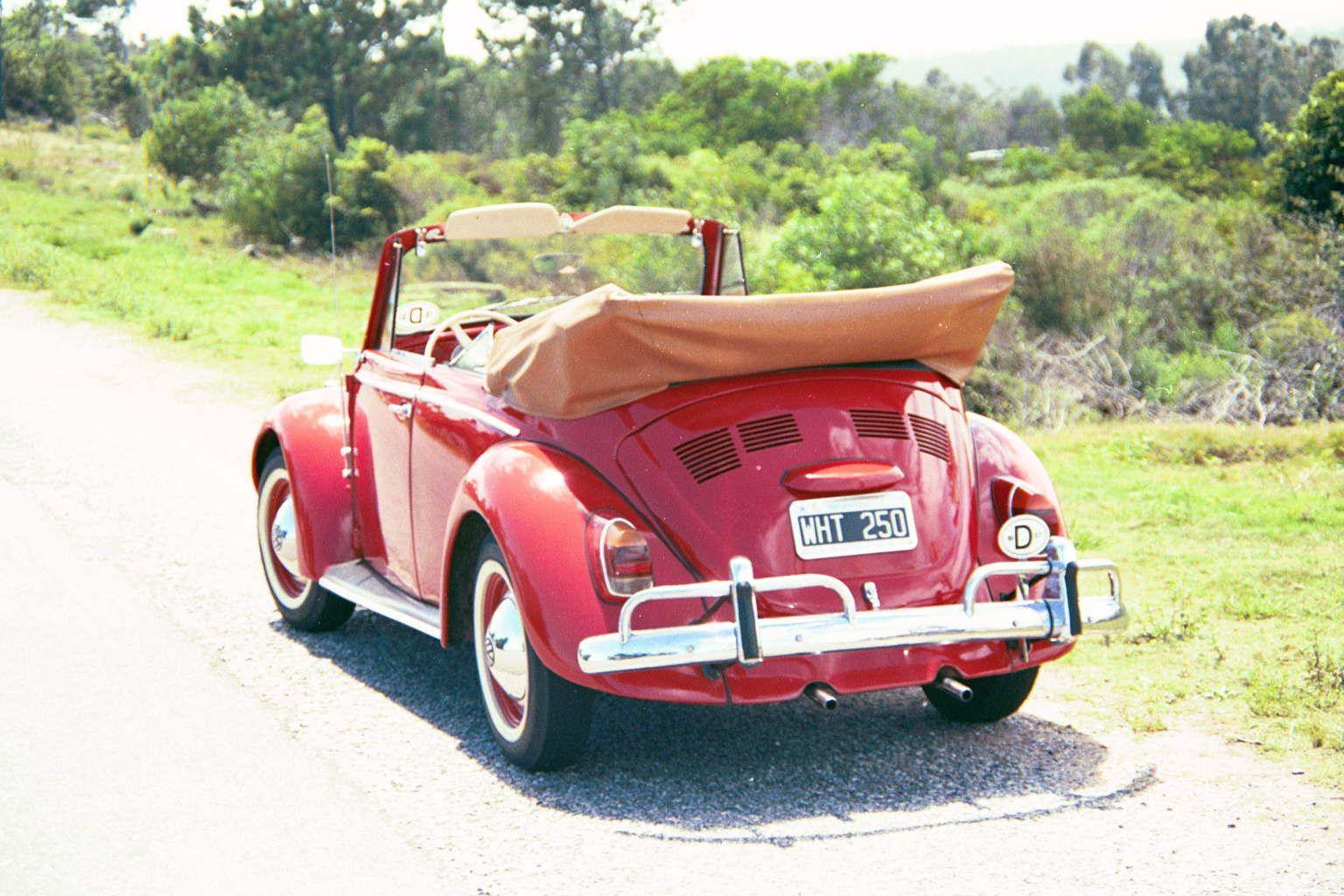 Escarabajo Cabrio 1957