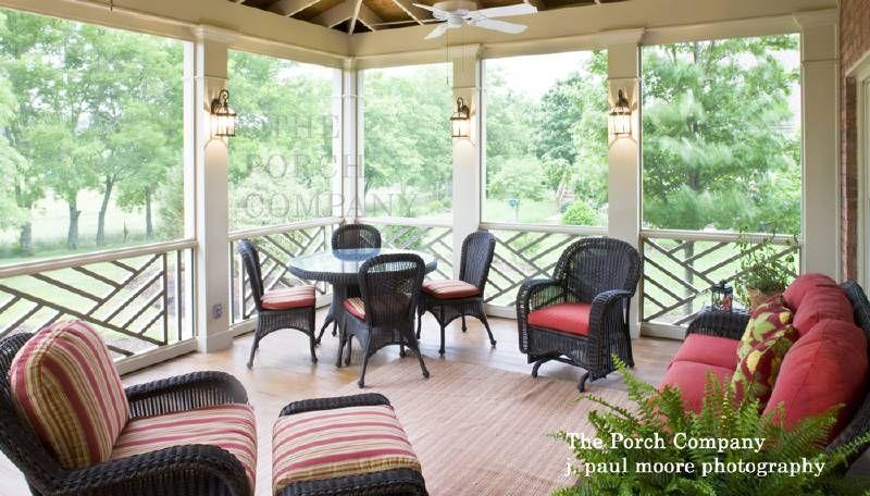 inspiring screen porches pictures - Screen Porch Design Ideas