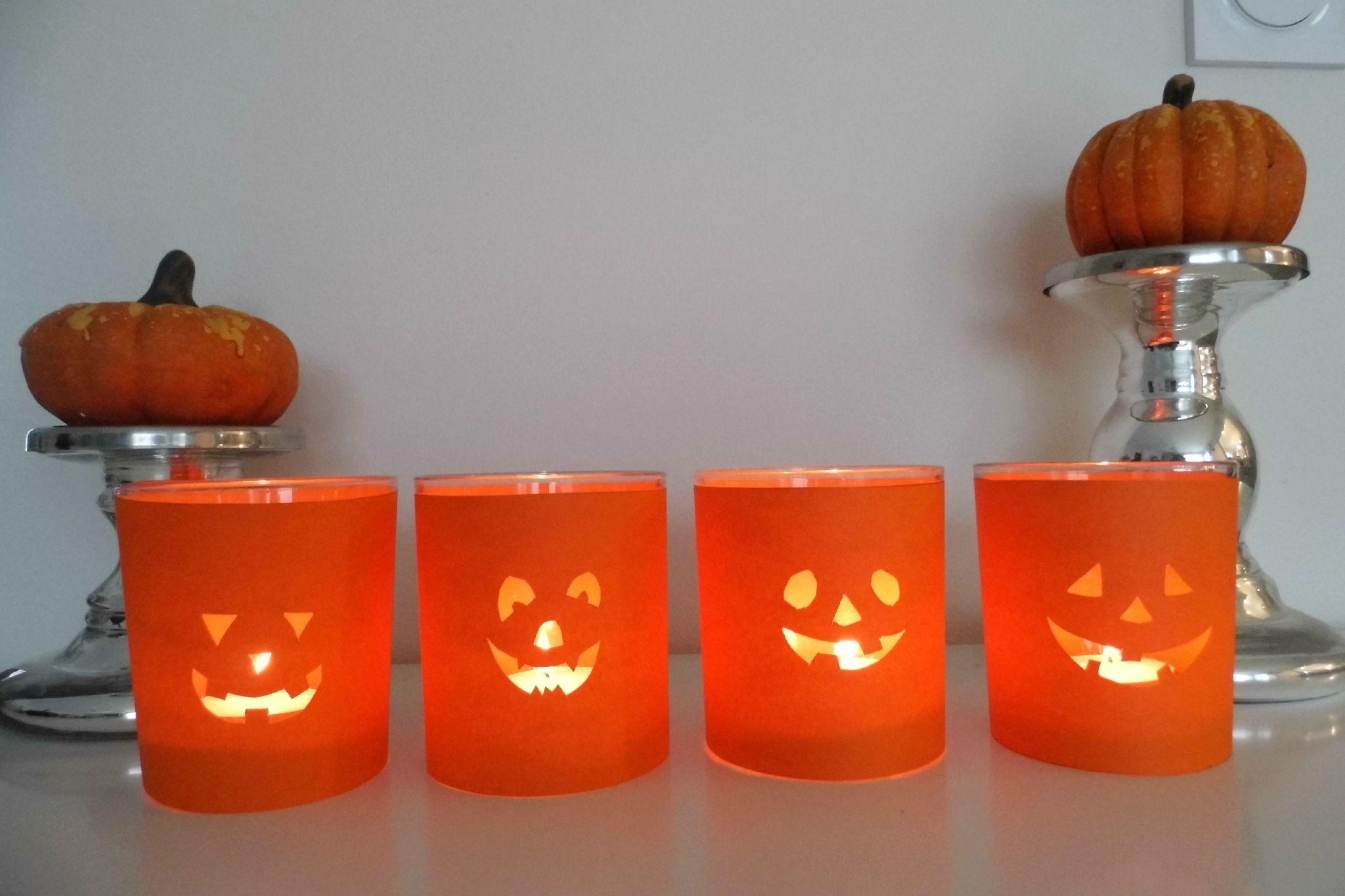 Decoration Pour Halloween A Faire Soi Meme