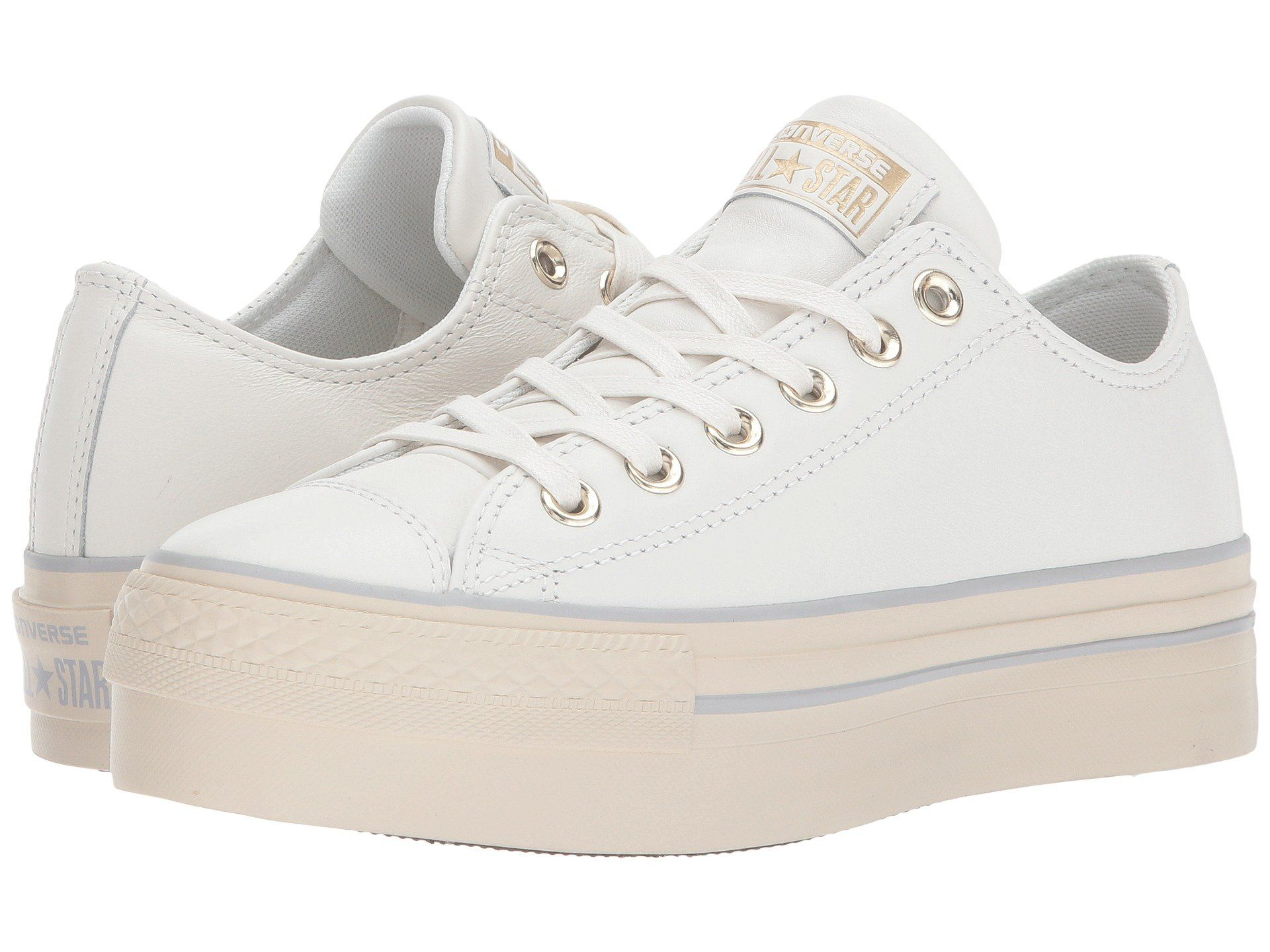 CONVERSE Chuck Taylor® All Star® Platform Leather Ox