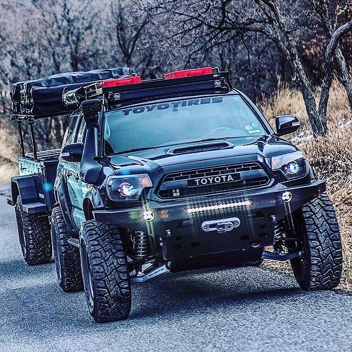 Awesome #toyotatacoma / tag owner- - - #wytac # ...