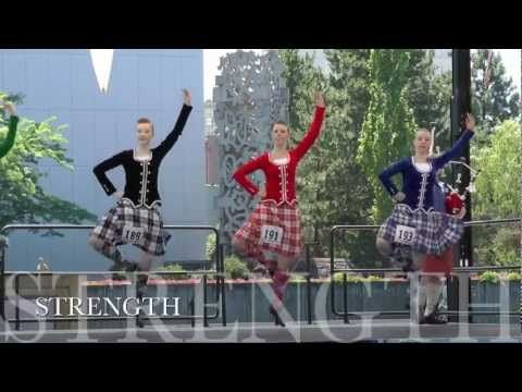 Strength Tradition Travel Discover Scottish Dance Spokane 2011 Youtube Highland Dance Scottish Highland Dance Scottish