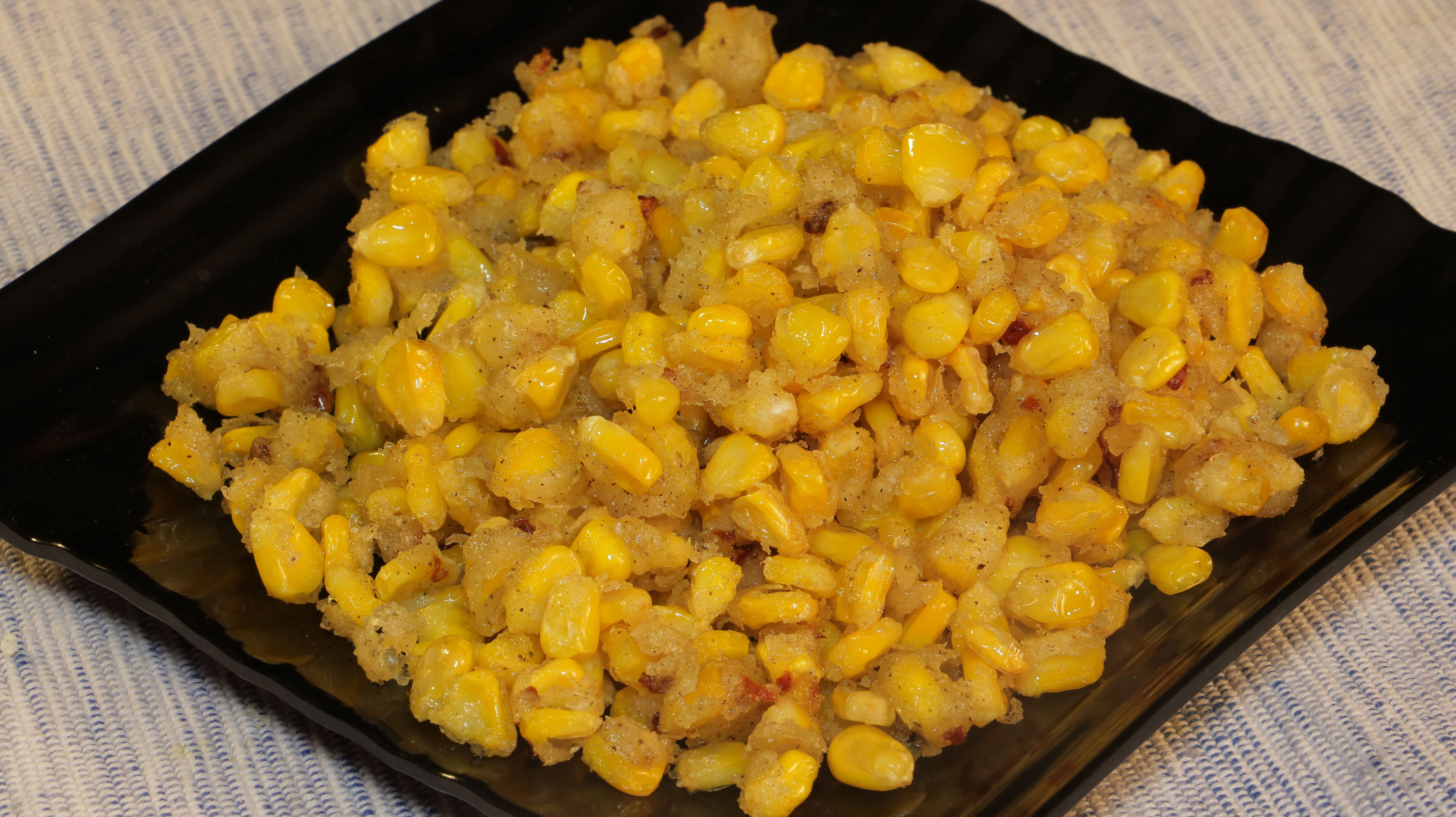 Crispy sweet corn recipe in hindi watch how to make crispy sweet c crispy sweet corn recipe in hindi watch how to make crispy sweet corn at home in hindi language with step by step preparation forumfinder Choice Image