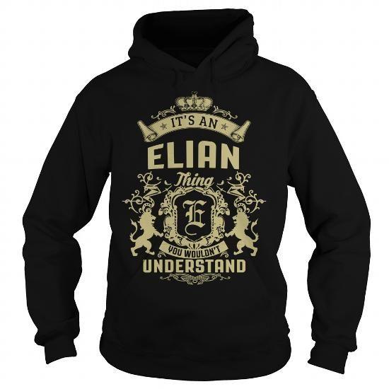 Cool ELIAN Shirts