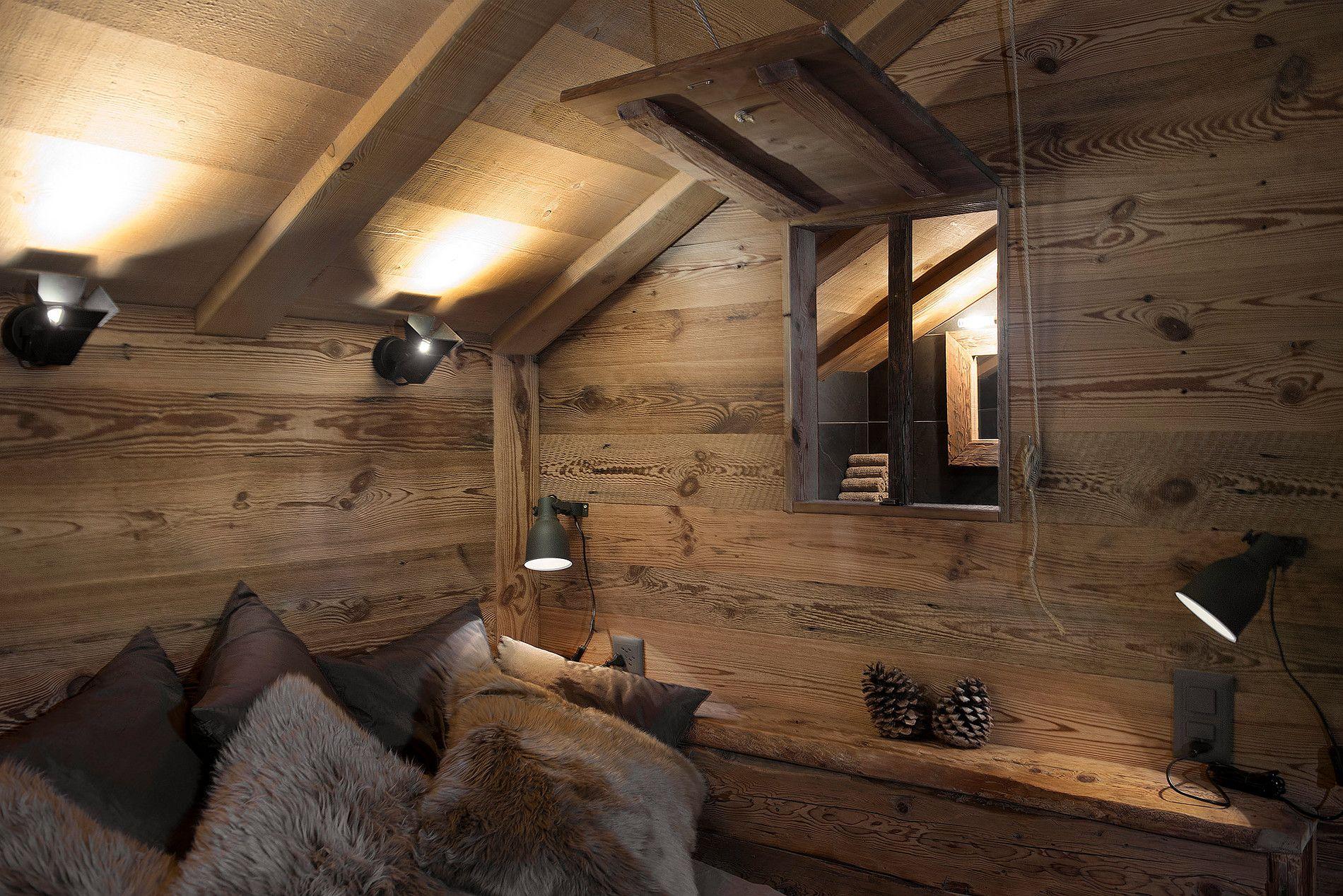 Alp Architecture srl Le Ch¢ble Lausanne