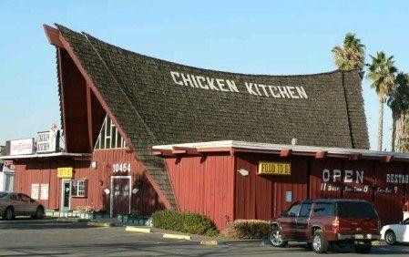 The Pollardville Chicken Kitchen Had Some Great Chicken Stockton California Amazing Architecture California Homes