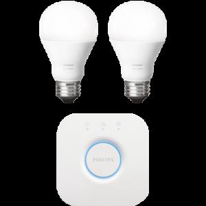 Philips Hue white E26 starter kit | Stuff I want | First