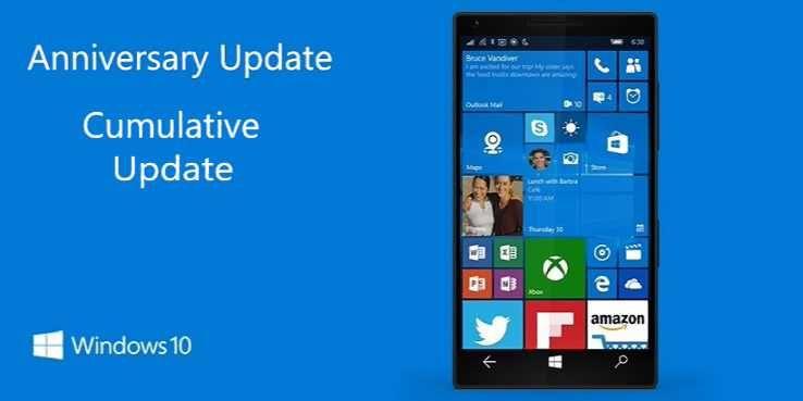 Windows 10 Mobile build 14393 1066 (10 0 14393 1066
