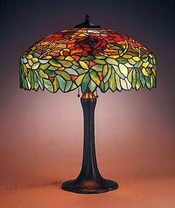 Old Tiffany Lamp Values Free Tiffany Lamp Appraisals Stained