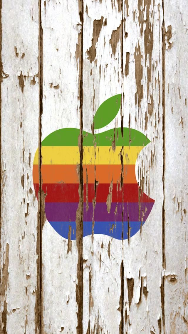 IOS7 IPhone Apple Vintage Wallpaper