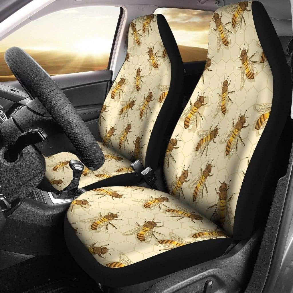 Honey Bee Car Seat Covers Seat covers, Car seats, Cover