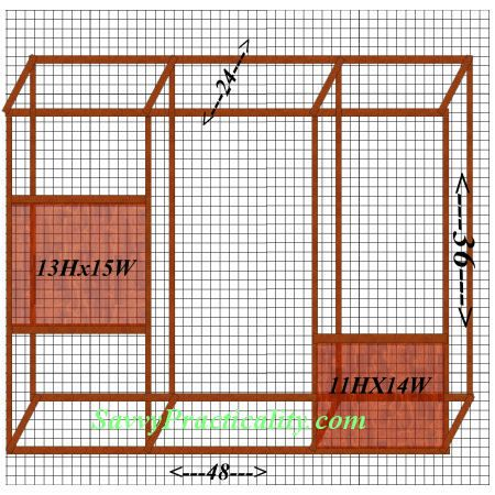 DIY aviary - plans included | Bird aviary