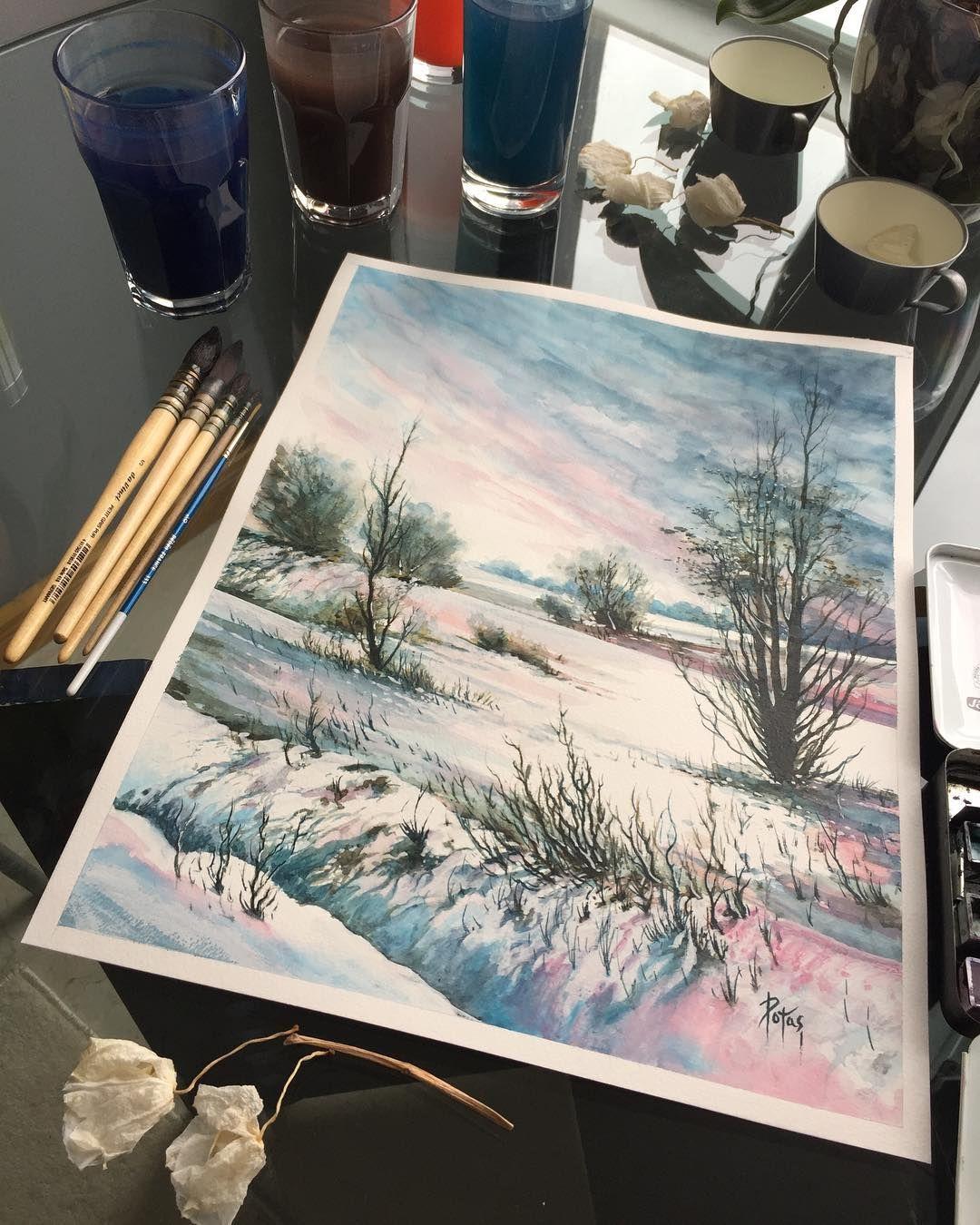 No Photo Description Available Moon In 2019 Watercolor Art