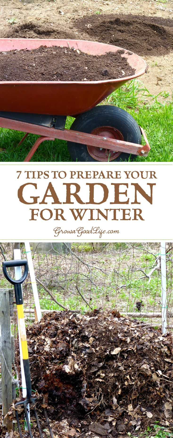 7 tips to prepare your vegetable garden for winter grow - Prepare vegetable garden for winter ...
