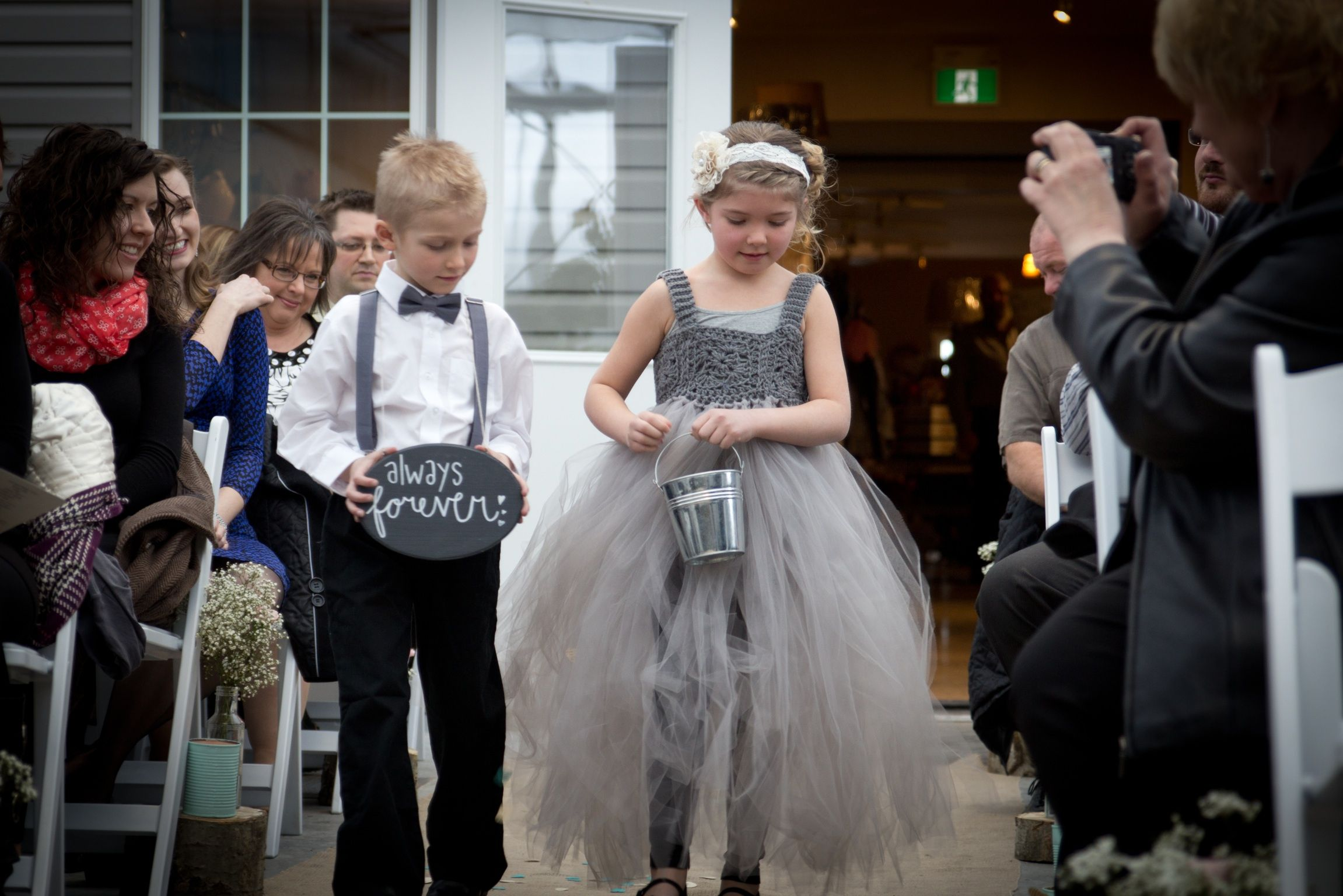 Non Traditional Ring Bearer And Flower Girl Song Title Of Processional
