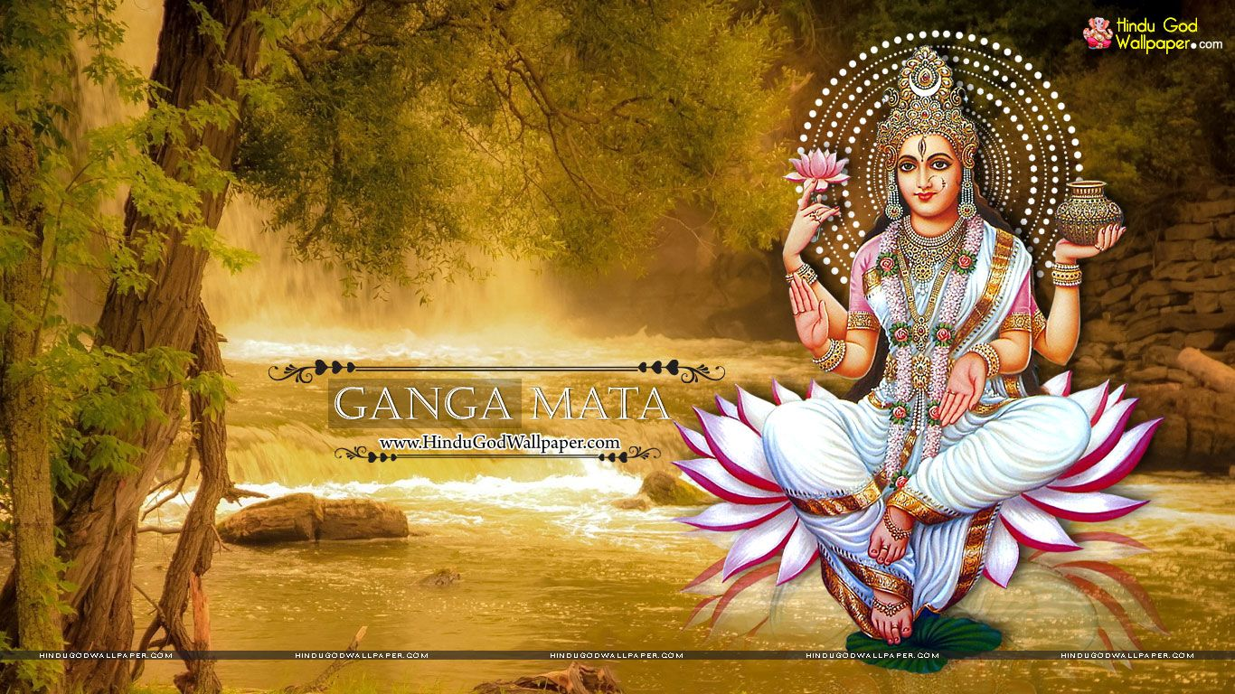 Ganga Mata Wallpapers, Images & Photos Free Download | All About