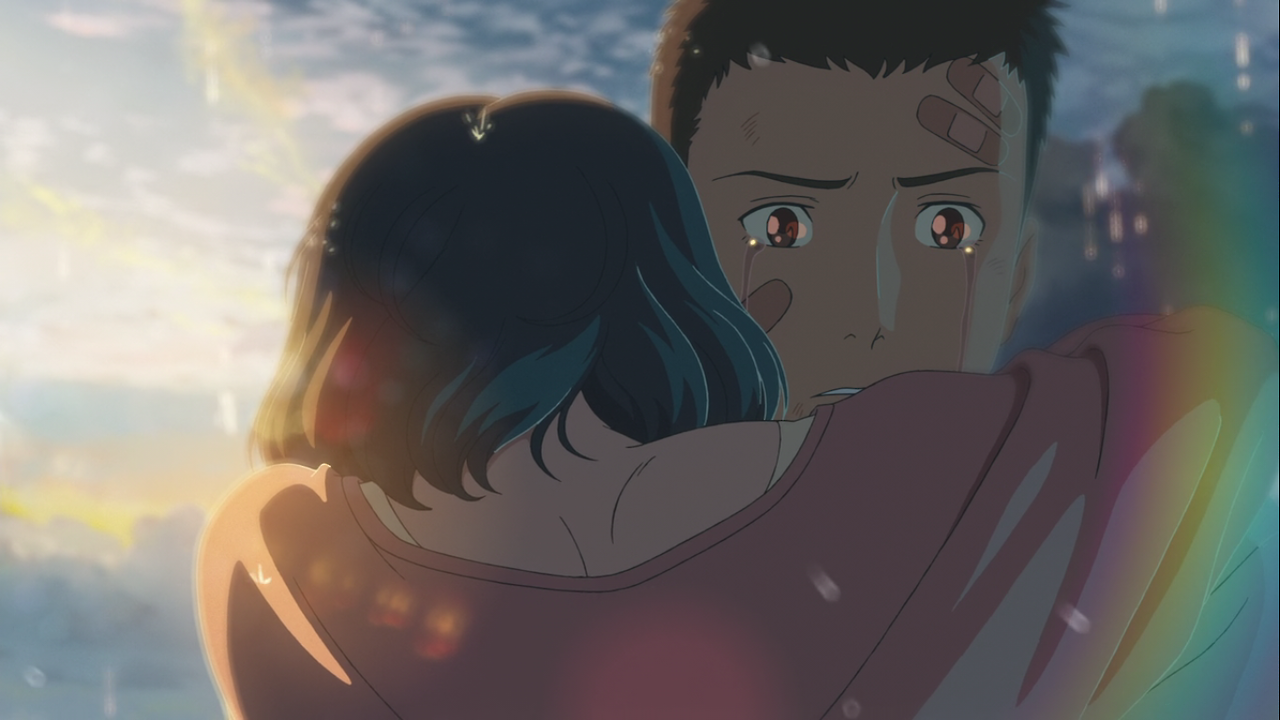 Takao Akizuki Yukari Yukino Kotonoha No Niwa The Garden Of Words Garden Of Words Anime Expressions Anime Romance