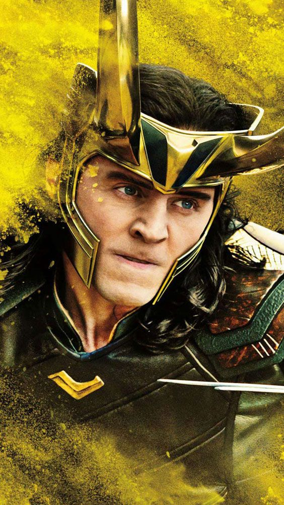 Papel De Parede Gratis Hd Filme Thor Ragnarok Loki Tom Hiddleston