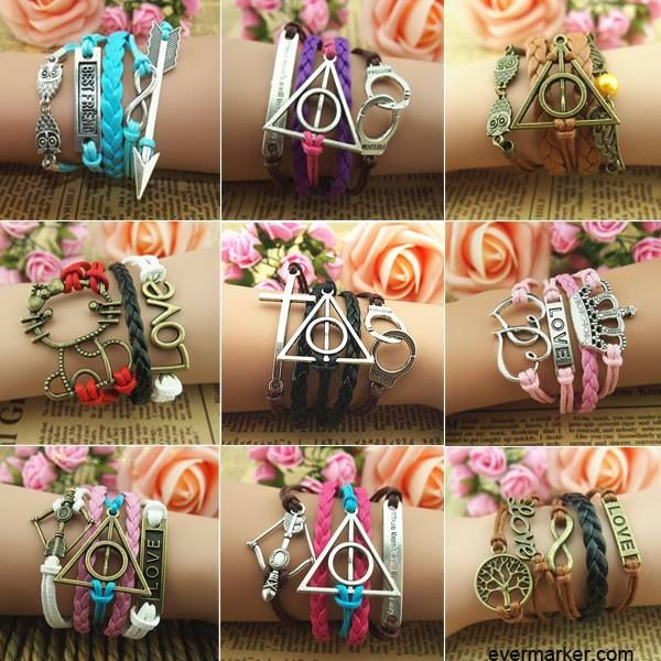 I love all of these!!!
