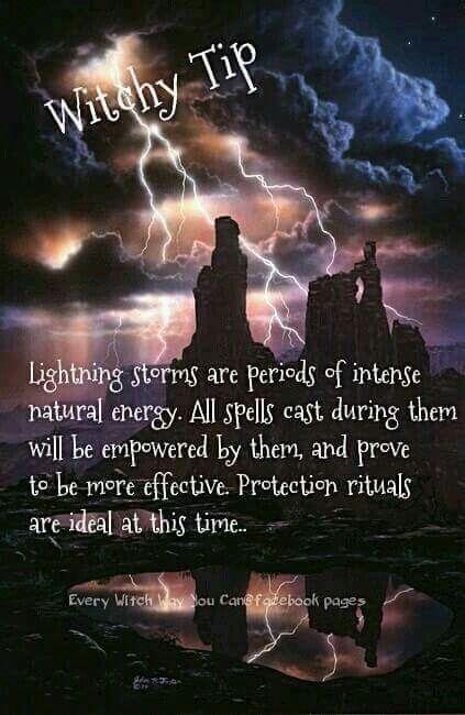 Storm Witch Altar