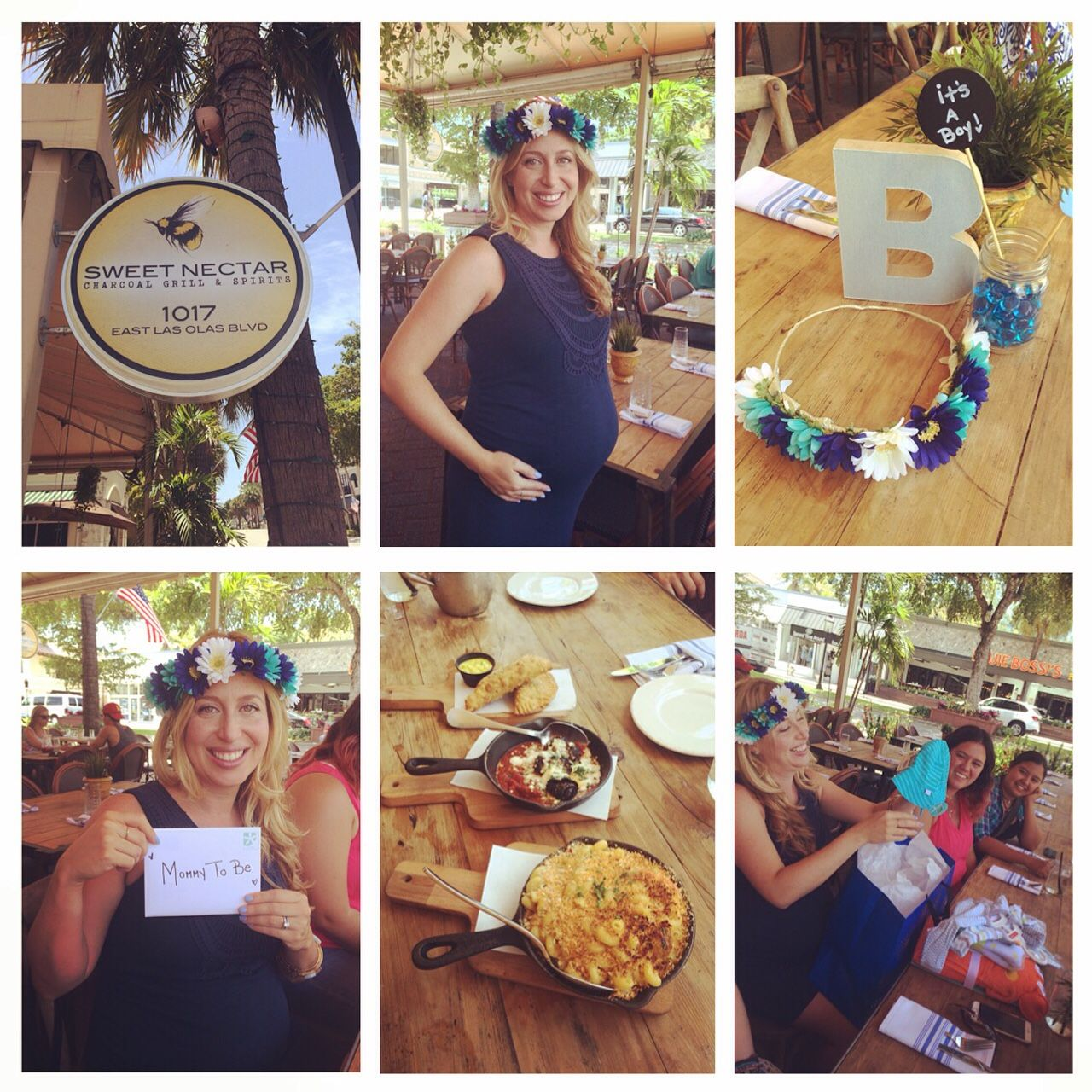 Lunch events #teambuilding, work baby shower