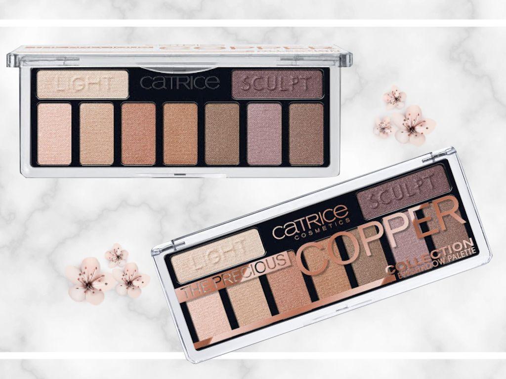 Tavolozza ombretti ~ The precious copper collection palette ombretti occhi catrice