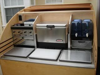 Todd's Teardrop Blog: Designs on the Perfect Galley ...