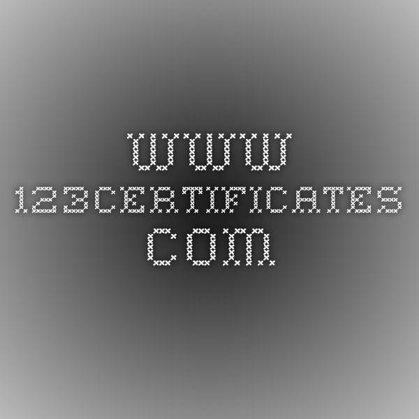 123certificates Teaching Admin Stuff Pinterest Free