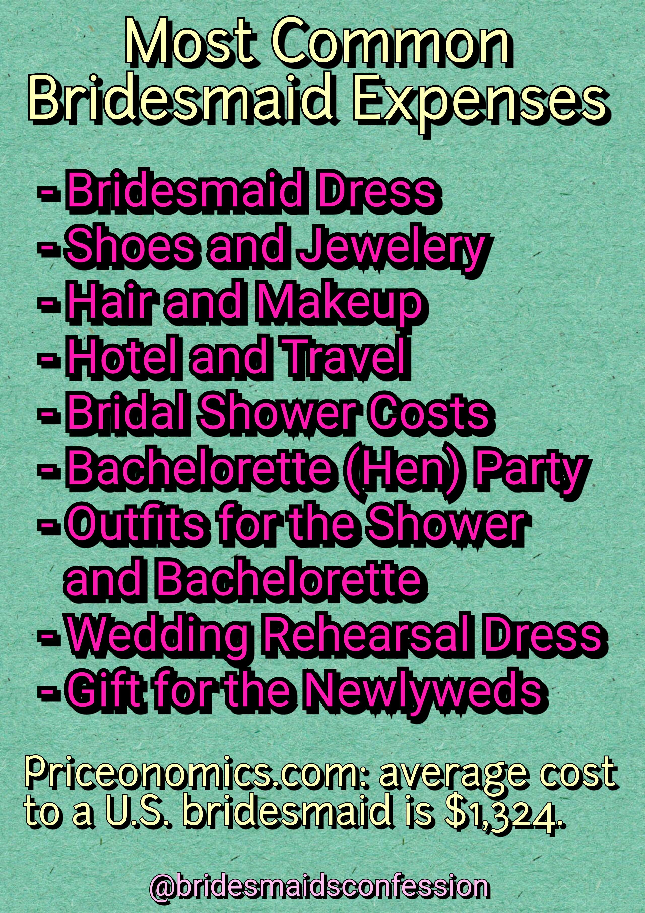 96adba55b7e Five Things To Consider Before Being a Bridesmaid - Guest Post at Wedding  It Your Way